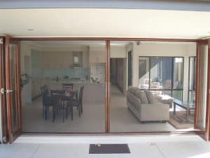 retractable fly screen installation in Brisbane